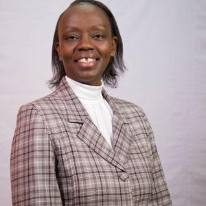 Lucy Maikweki