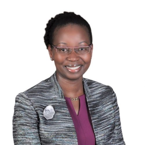 Ms. Risper Alaro Mukoto