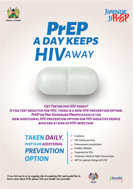 HIV/AIDS – Population Services Kenya